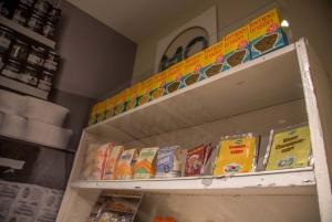 Standard Supermarket items