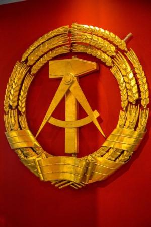 The East German Emblem