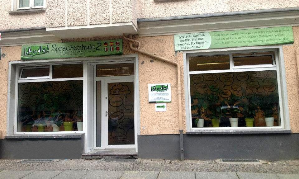 Anda Sprachschule Berlin