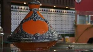 Moroccan cuisine at Tante aus Morokko.