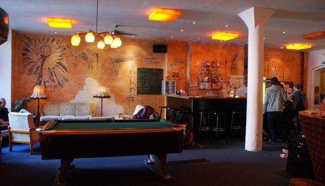 Baxpax Hostel Kreuzberg