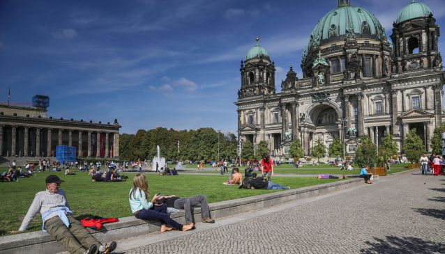 Brewer's Berlin Walking Tours