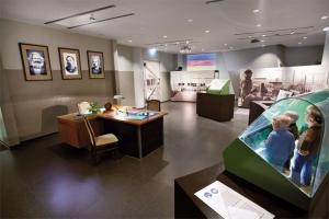 Political exhibition ©DDR Museum