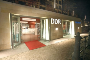 The DDR Museum is also open into the evening ©DDR Museum