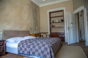 Double room - Generously sized with ample natural light
