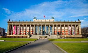 The Altes Museum on Museumsinsel