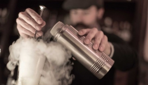 Le Labo - Liquid Nitrogen Cocktail Bar