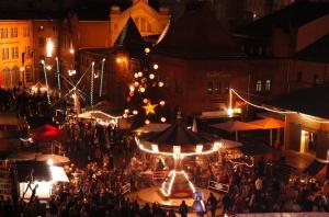 Lucia Weihnachtsmarkt in der Kulturbrauerei, Berlin-Prenzlauer Berg. Image: Jochen Loch