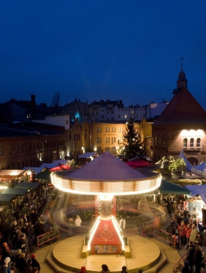 Lucia Weihnachtsmarkt in der Kulturbrauerei, Berlin-Prenzlauer Berg Image: Kai Bienert
