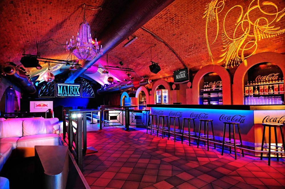 Matrix Club Berlin in Berlin   My Guide Berlin