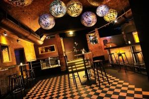 Matrix Club Berlin bar area