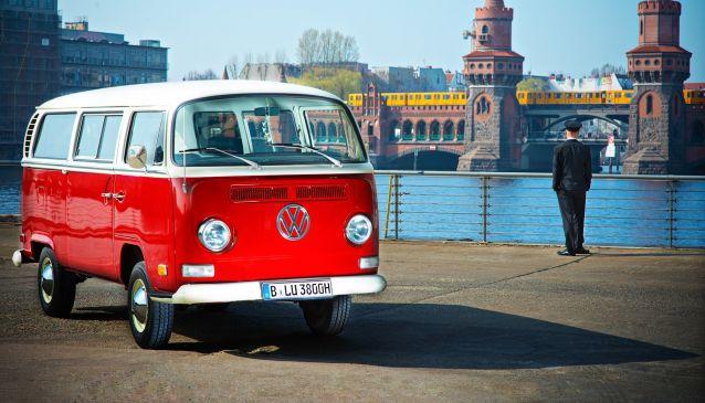 Old Bulli Berlin - Sightseeing Tours