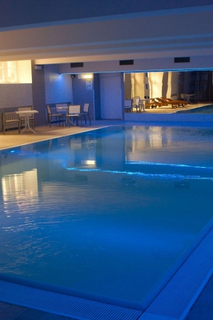 Pool and Sauna - free for all guests