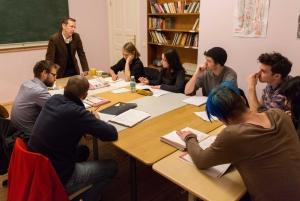 Evening classes at Sprachsalon