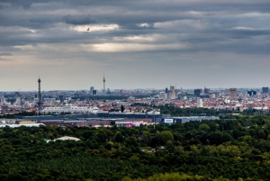 View over Berlin