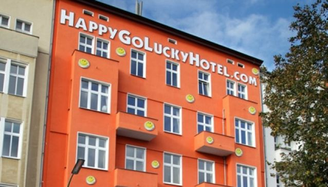 The Happy Go Lucky Hotel and Hostel