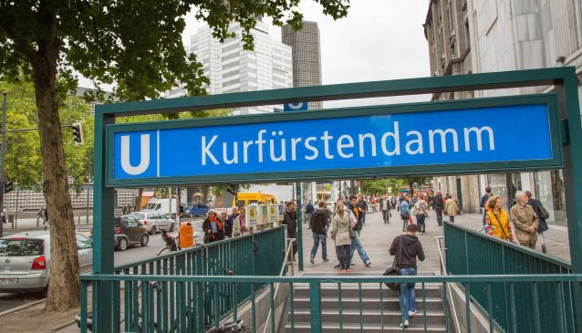 The Kurfürstendamm