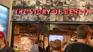 The Story of Berlin museum entrance