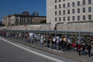 Outdoor Exhibition, Topography of Terror