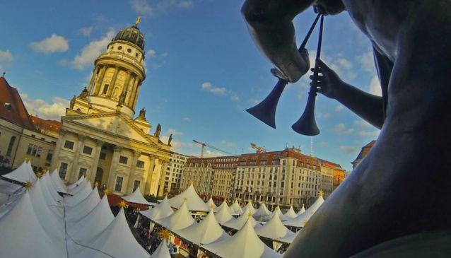 Weihnachts Zauber Gendarmenmarkt Christmas Market