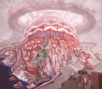 Wenzel Hablik – Expressionist Utopias