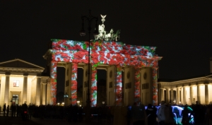 Berlin Festival of Lights 2013 - Brandenburger Tor