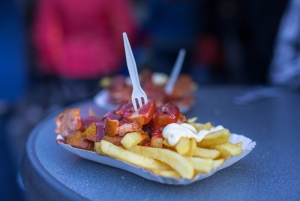 Currywurst with Pommes - YUM!