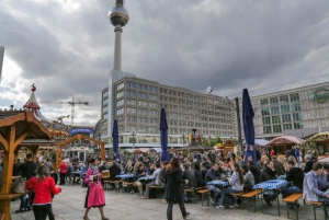 Octoberfest at Alexanderplatz Berlin Mitte