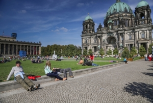 The Lust Garten and Berliner Dom