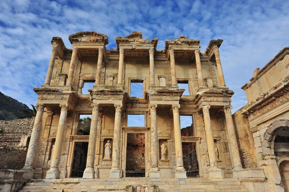 Celsus Library - Ephesus