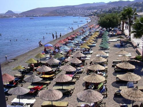 The Perfect Bodrum Beach Holiday
