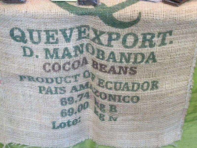 Cocoa Bean Sack