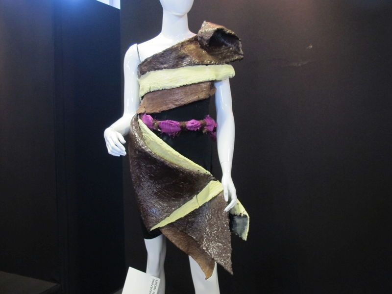 Chocolate Slab Dress