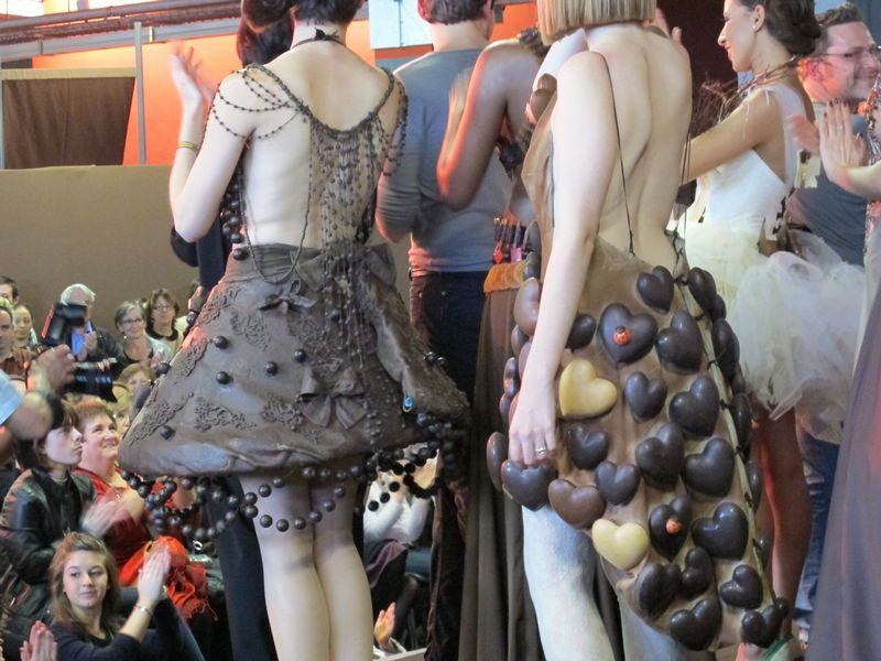 Chocolate Dresses