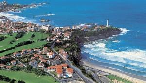 Golf le Biarritz le Phare