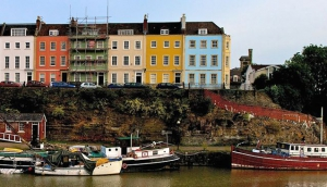 A Day at the Harbourside in Bristol