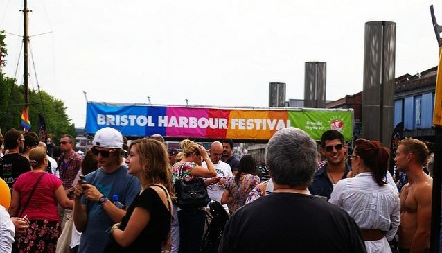 Bristol Harbour Festival. Photo by Speculum Mundi