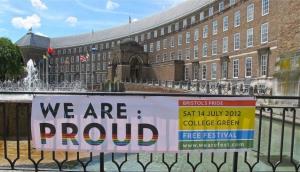 Pride Bristol 2012