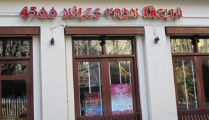 4,500 Miles from Deli