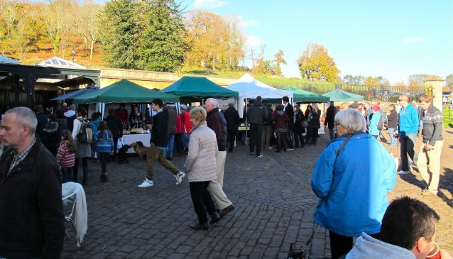 Ashton Court Market