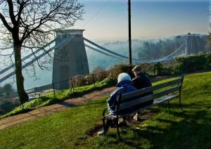 Clifton Suspension Bridge by N. Hindmarch