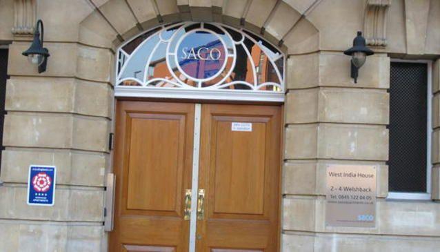 SACO Apartment West India Bristol