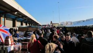 St Phillips Sunday Market