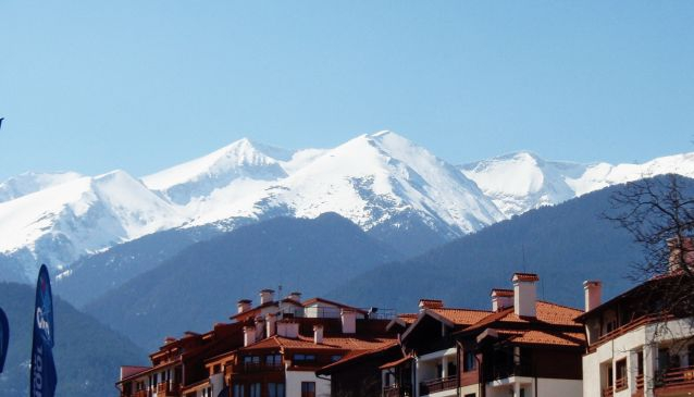 Bansko: The Snow Covered Gem of Bulgaria Part 1
