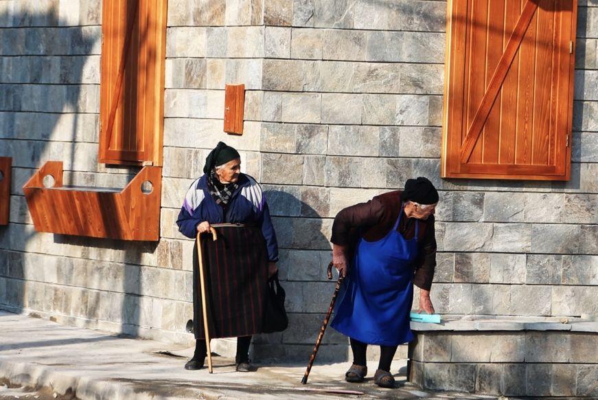 Local grannies
