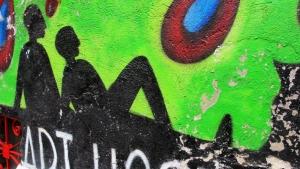 Art Hostel Art Wall