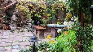 Delightful garden architecture