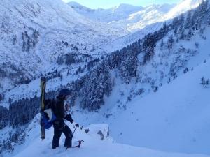 Stunning view in Pirin