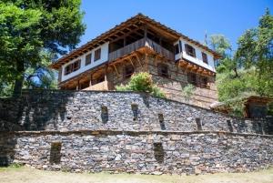 A restored house - Zharovata Kashta