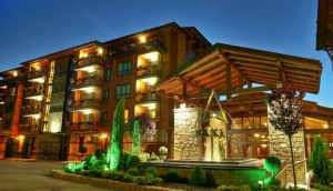 Maxi Park Hotel and Spa Velingrad